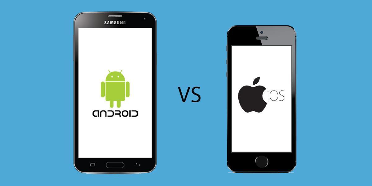 اپلیکیشن IOS یا Android؛ کدام سیستم عامل مناسب تر است؟