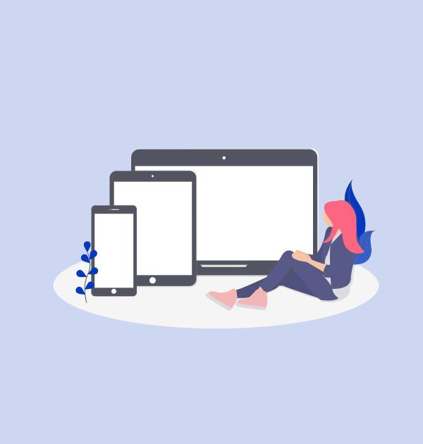 پکیج طراحی سایت و اپلیکیشن